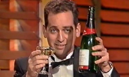 The Late Show – a champagne '90s memory