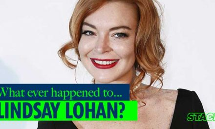 Whatever happened to… Lindsay Lohan?