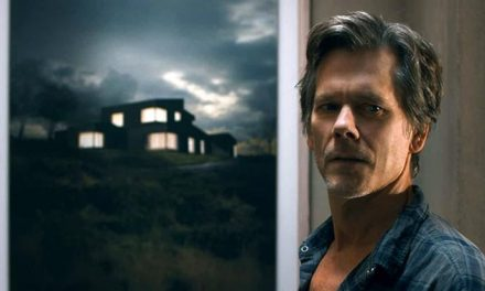 Kevin Bacon, You Should Have Left!