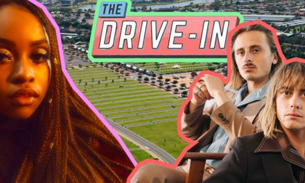 Melbourne gets first ever drive-in music bash feat. Baker Boy, Alex Lahey