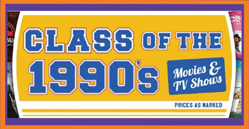 Class of the 1990s