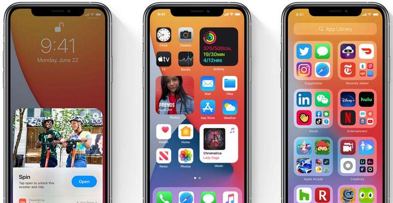 The top news from Apple's WWDC 2020 event