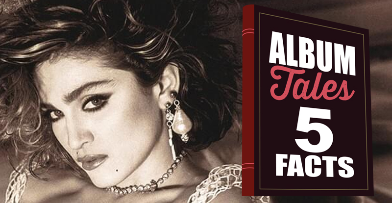 Album Tales bonus! 5 fast facts on Madonna's 'Like a Virgin'
