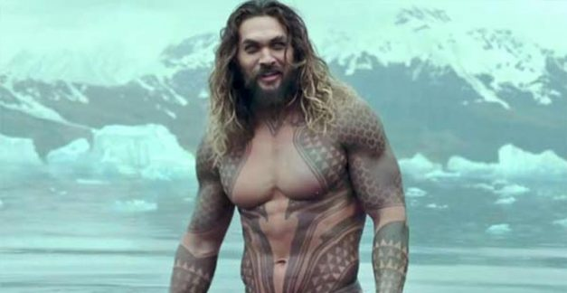 Aquaman set to get Frosty!