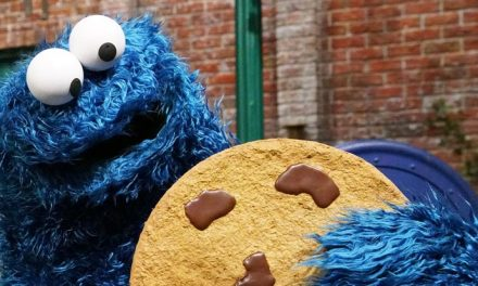 C is still for cookie!