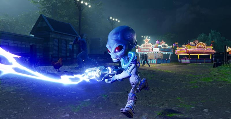 Get ready to Destroy All Humans! Erm, again!