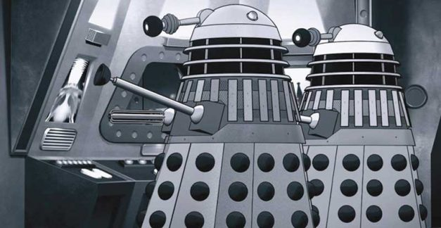 Doctor Who: The Power of the Daleks – Special Edition on DVD & Blu-ray on August 26