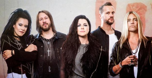 Evanescence say 'The Game Is Over'