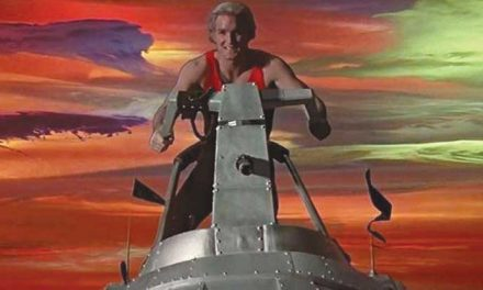 Flash Gordon on DVD, Blu-ray & 4K on August 26
