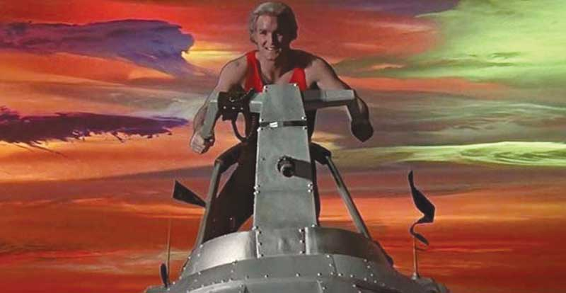 Flash Gordon on DVD, Blu-ray & 4K on August 26