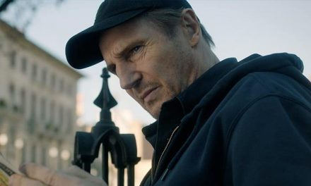 Liam Neeson is an honest thief in, erm, Honest Thief