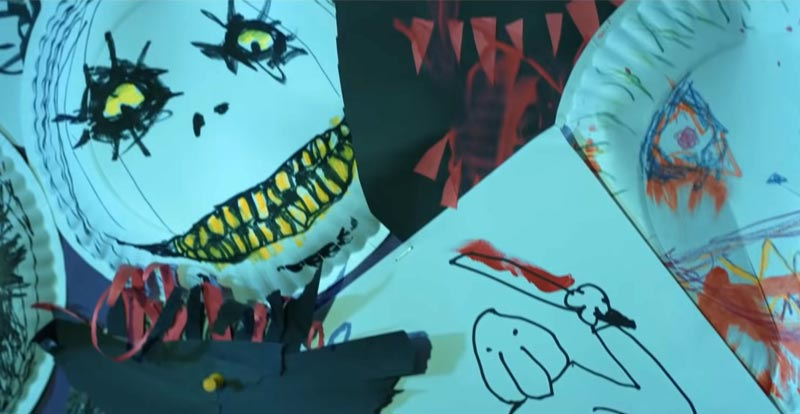 Kevin Smith in B-movie schlock horror!