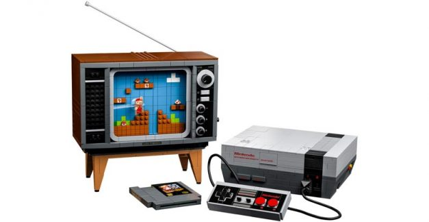 Build your own Nintendo!