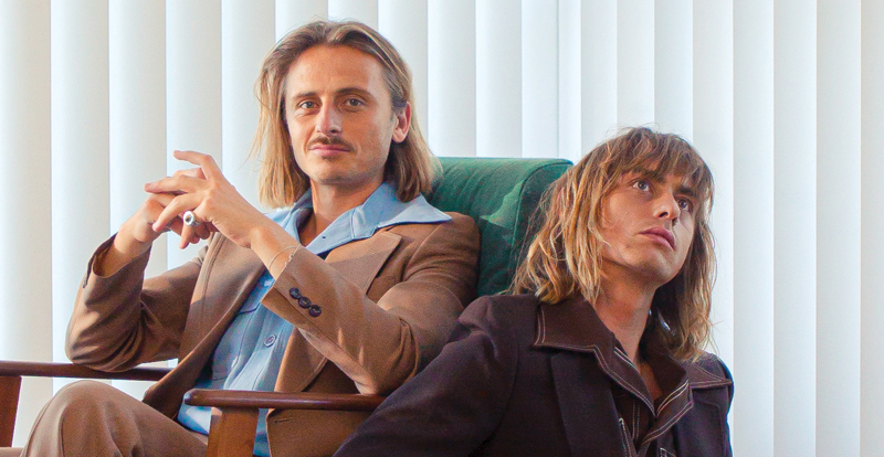Lime Cordiale on new album '14 Steps to a Better You'