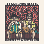 Album cover art for Lime Cordiale 14 Steps To A Better You