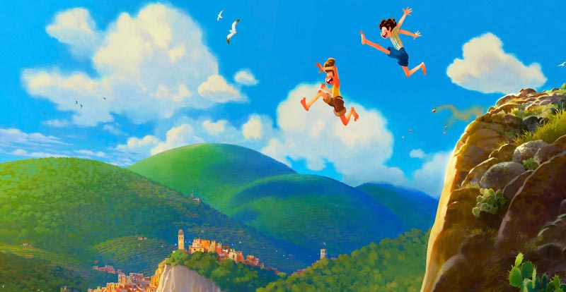 New Pixar film's name is Luca