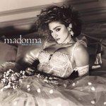 Album cover for Madonna Like A Virgin