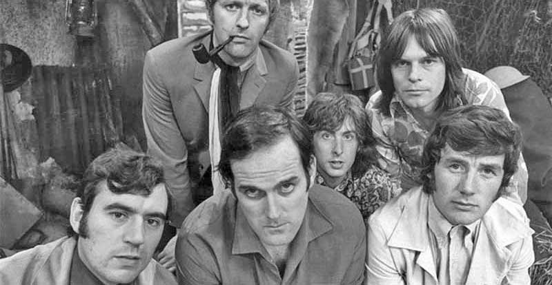 Monty Python's Flying Circus: The Complete Collection on DVD & Blu-ray August 19