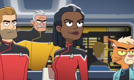 Star Trek is getting animated. Again.
