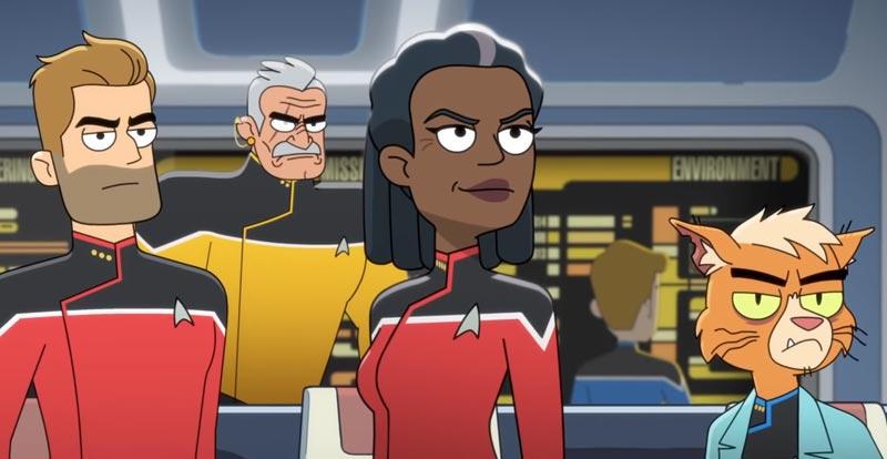 Star Trek is getting animated. Again.