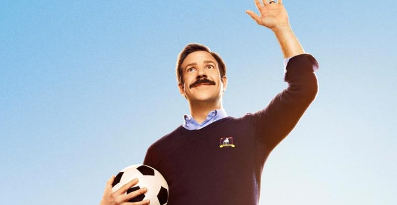Jason Sudeikis whips up new sports comedy