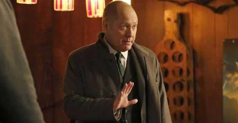 The Blacklist: Season 7 on DVD & Blu-ray August 26