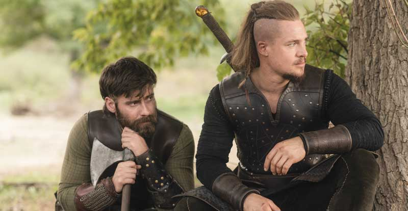 The Last Kingdom: Season 4 on DVD & Blu-ray August 12