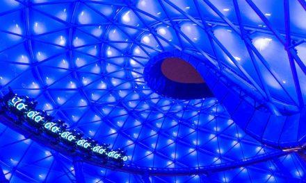 Plug into Shanghai Disney Resort's Tron ride