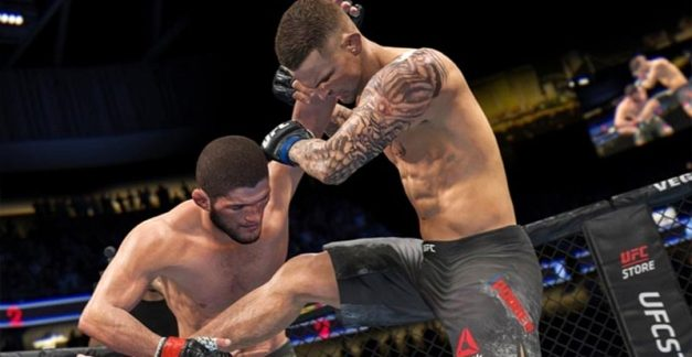 Check out EA Sports' UFC 4