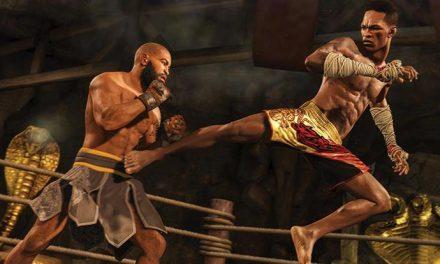 UFC – It's ring-a kicking good! UFC 4 preview