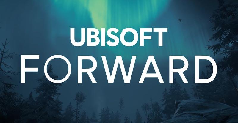 Get ready for Ubisoft Forward