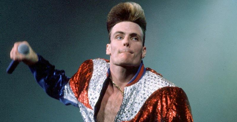 Dave Franco is Vanilla Ice!