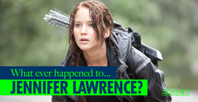 Whatever happened to… Jennifer Lawrence?