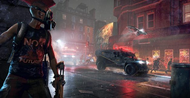Game of drones! Watch Dogs: Legion gameplay