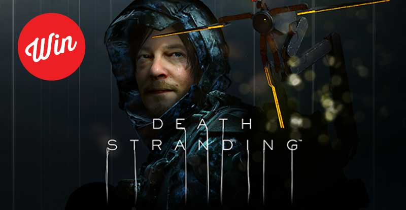 Death Stranding comes to PC!