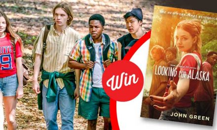 WIN a copy of Looking for Alaska!