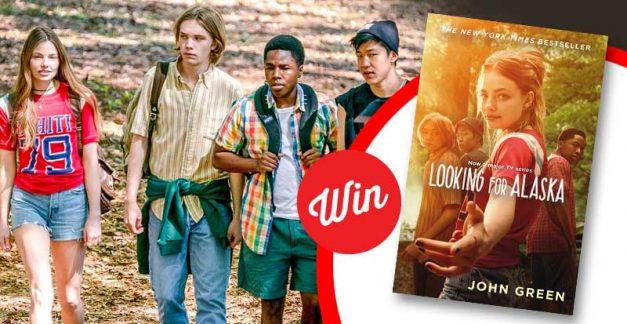 WIN a copy of Looking for Alaska!