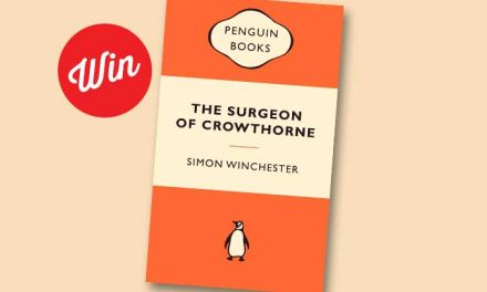 WIN a copy of The Surgeon of Crowthorne