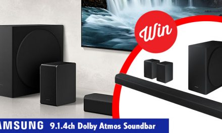 WIN a Samsung Soundbar!