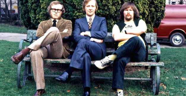 The Goodies: The Final Episodes on DVD August 19