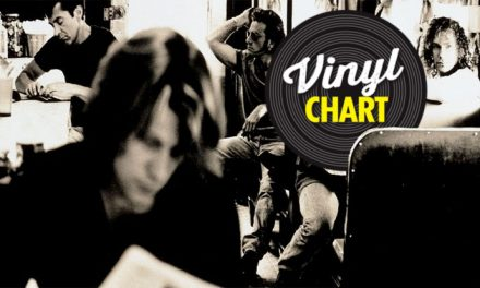 JB's vinyl chart (July 17 – July 23, 2020)
