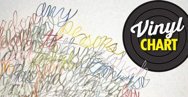 JB's vinyl chart (June 26 – July 2, 2020)