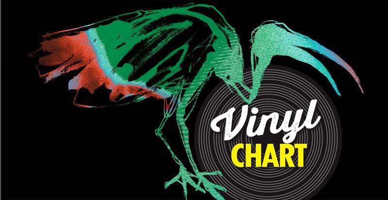 JB's vinyl chart (July 10 – July 16, 2020)