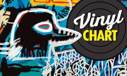 JB's vinyl chart (July 24 – July 30, 2020)