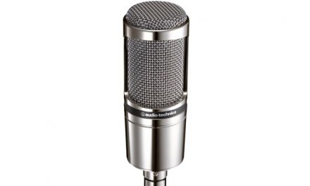 "Audio-Technica say ""Hi-ho silver!"" with limited edition mics"