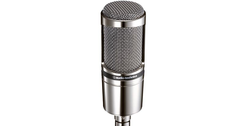"""Audio-Technica say """"Hi-ho silver!"""" with limited edition mics"""