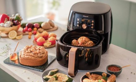 The air fryer – your new favourite friend!