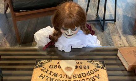 Annabelle's adventures in lockdown!