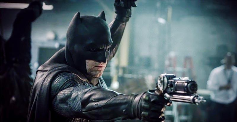 Batfleck returns in The Flash!