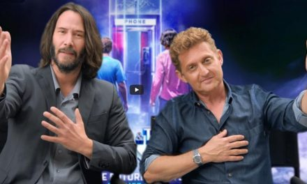 Do a most triumphant 360 with Bill and Ted!